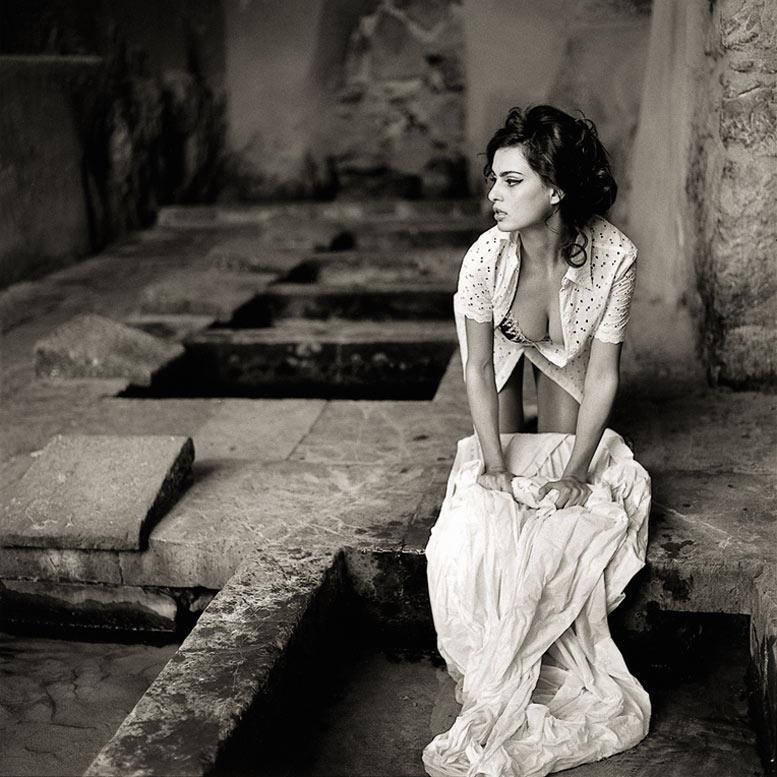 Malena - Catrinel Menghia by Michel Perez