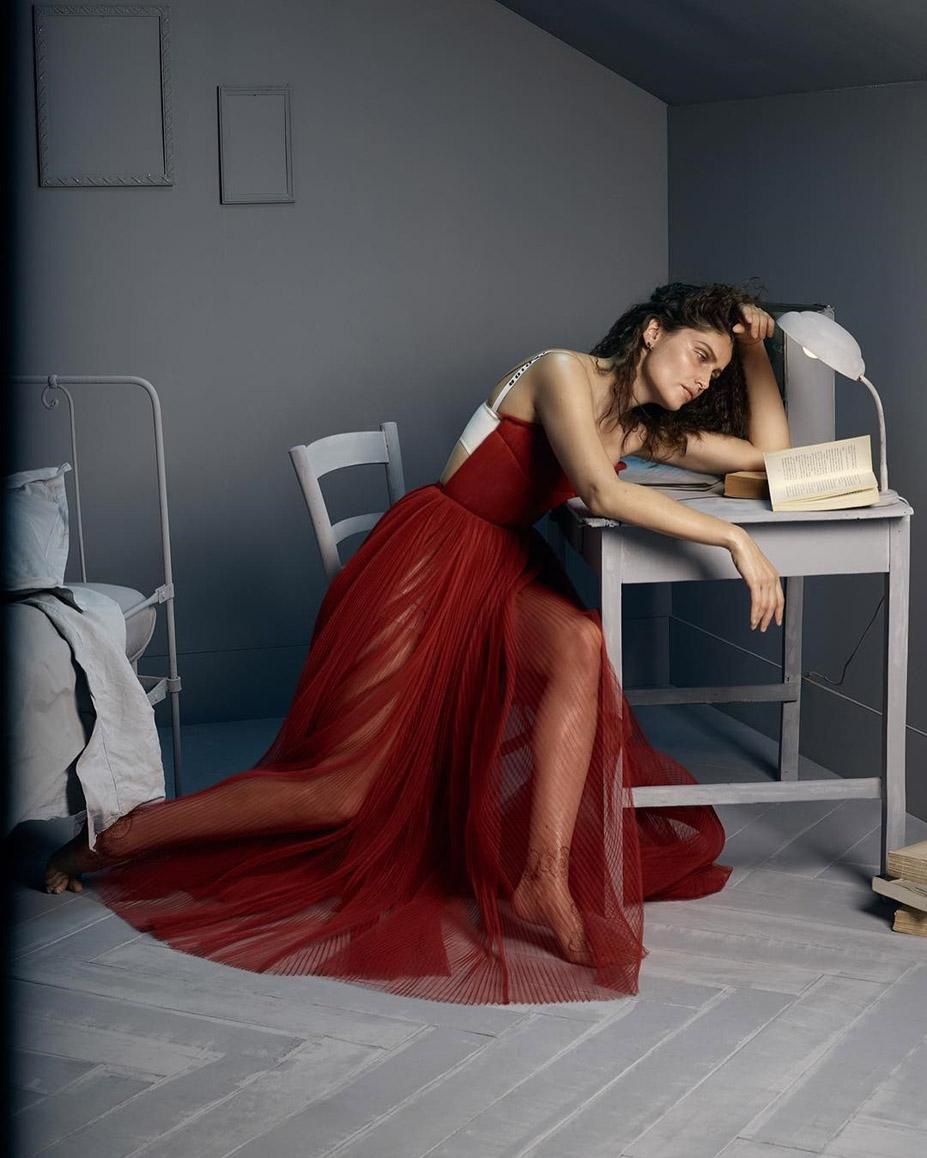 Летиция Каста / Laetitia Casta by Bettina Rheims - Dior Magazine spring/summer 2017