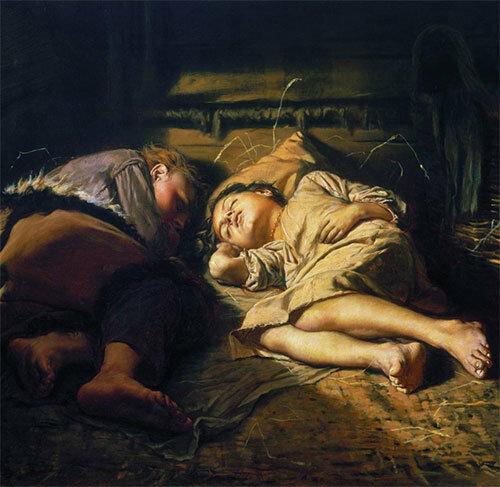 Сколько ДОЛЖЕН спать ребёнок?