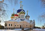 Храм Святого Благоверного князя Игоря Черниговскогo в Переделкино