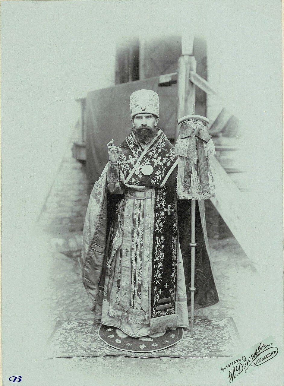 Епископ Иннокентий Нижегородский (впоследствии митрополит Белокриницкий)
