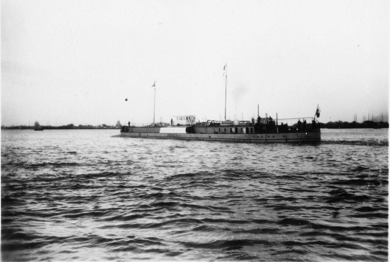 Грузовое судно «Вандал»