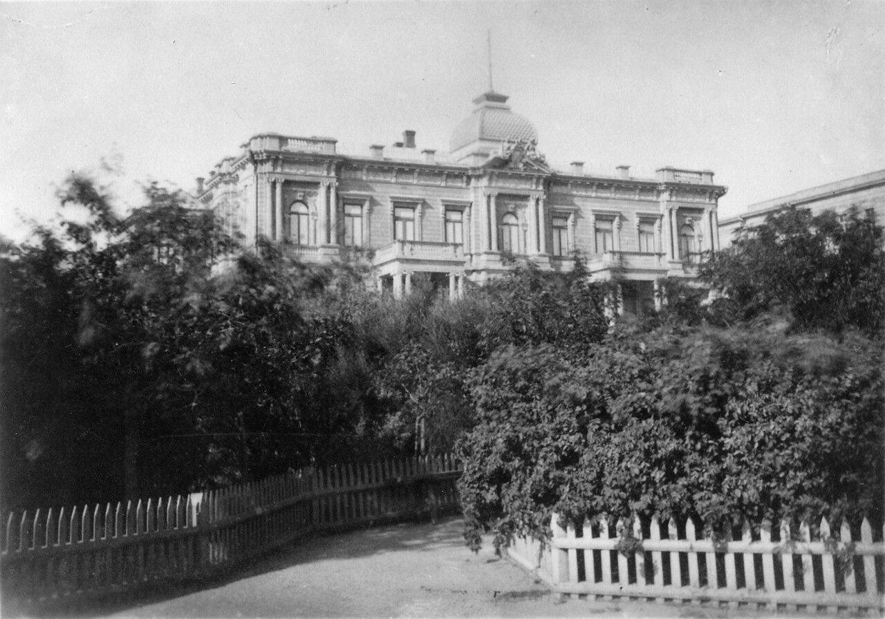 Дом Гукасова в Баку