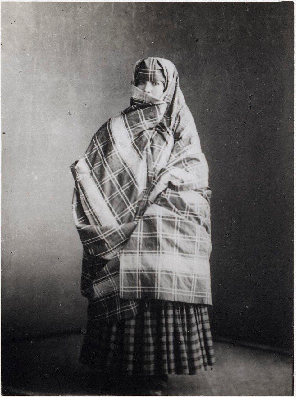 Персиянка из окрестностей Баку