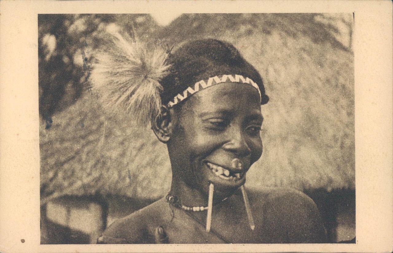 1910-е. Французская Экваториальная Африка