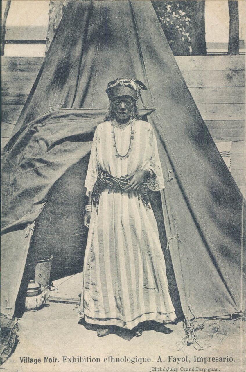 1910-е. Деревенский колдун