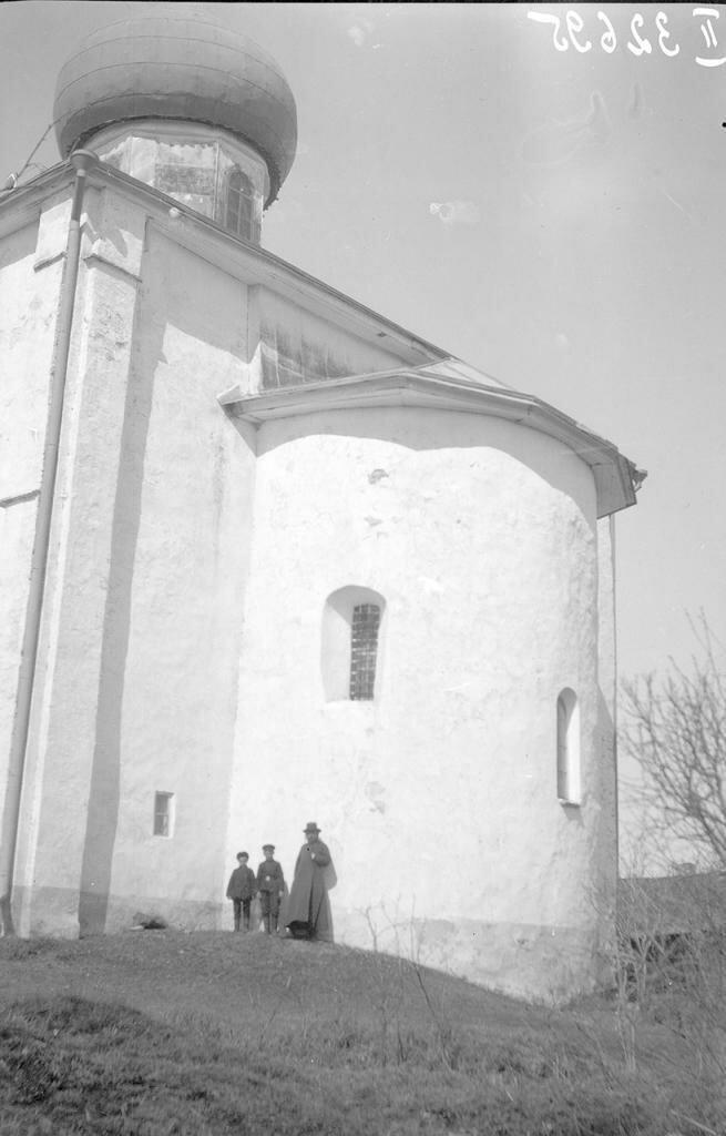 Церковь Благовещенья на Городище