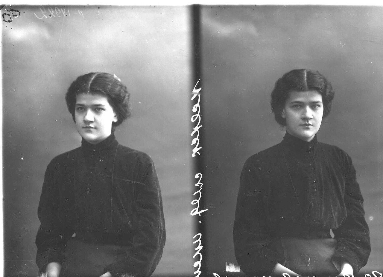Кутовирикова - студентка женского медицинского института