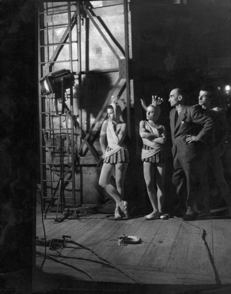 1930. Русский балет Дягилева
