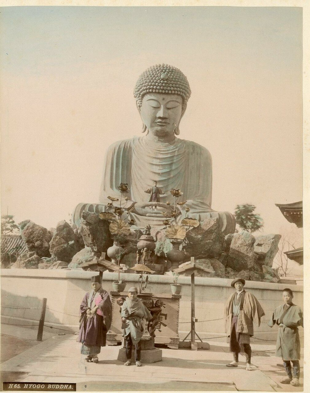 Хёго. Будда