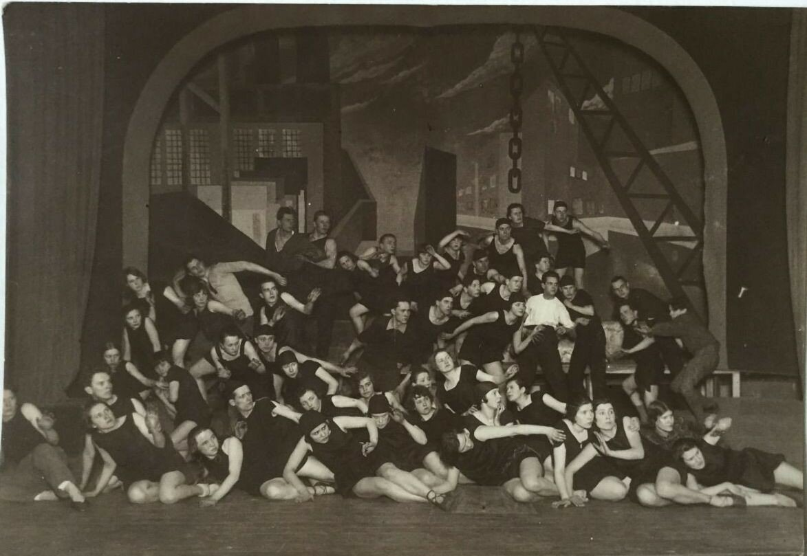 1920-е. Балетная труппа