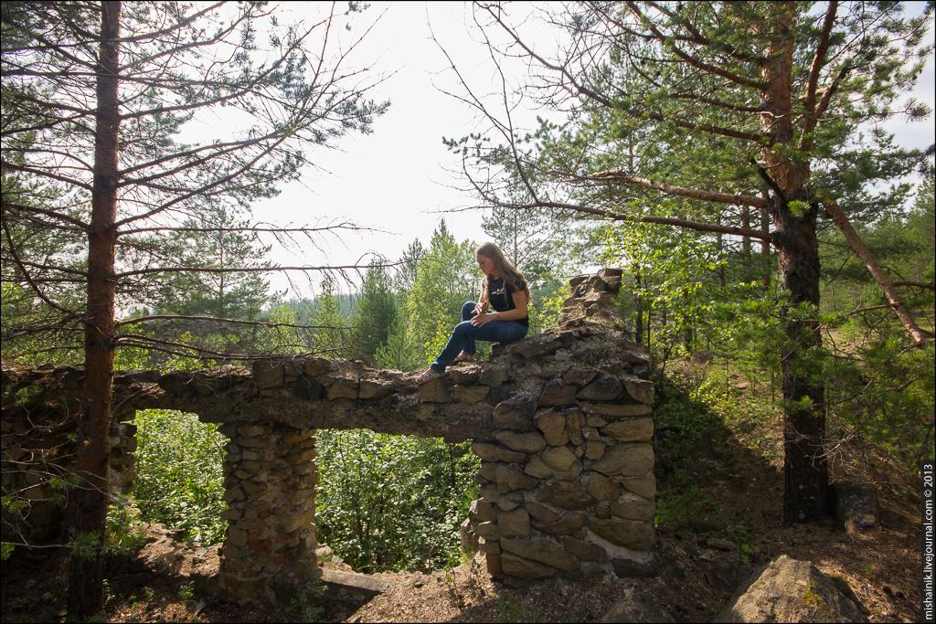 Шахта Александровская на коренную платину Нижне-Тагильский дунитовый массив