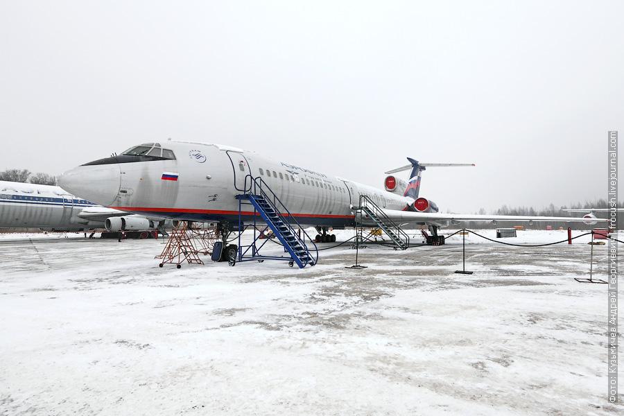 Ту-154М. RA-85663