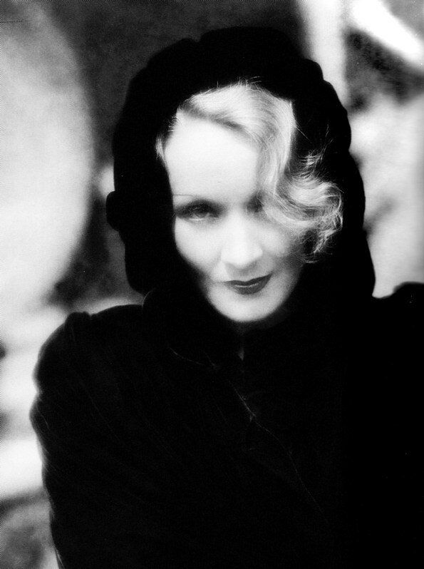 Marlene Dietrich poses for The Song Of Songs, 1933