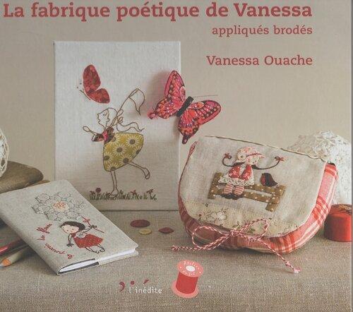 La Fabrique Poetique de Vanessa: Appliques brodes 2012