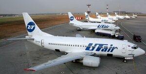 Украина запретила транзитный полет российских самолетов