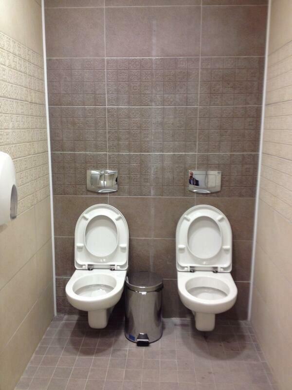Олимпийский туалет