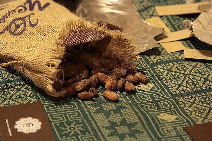 Ремесленный шоколад или