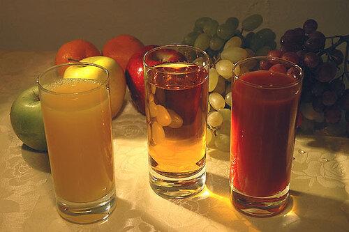 Напитки в картинках и фото (часть 3): Соки