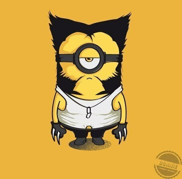 Minion Superheroes
