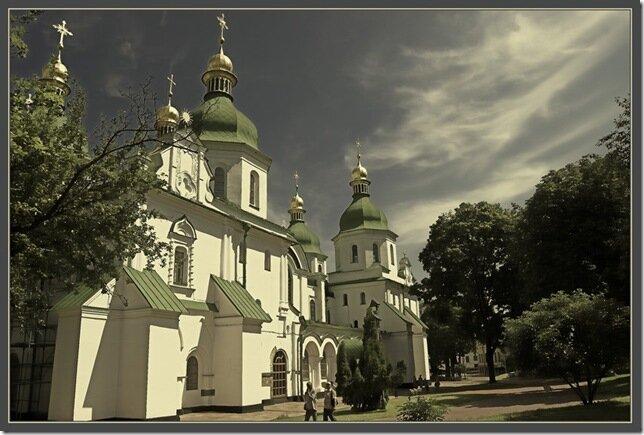 София Киевская – лицо великого Киева