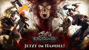 Blackguards Characters