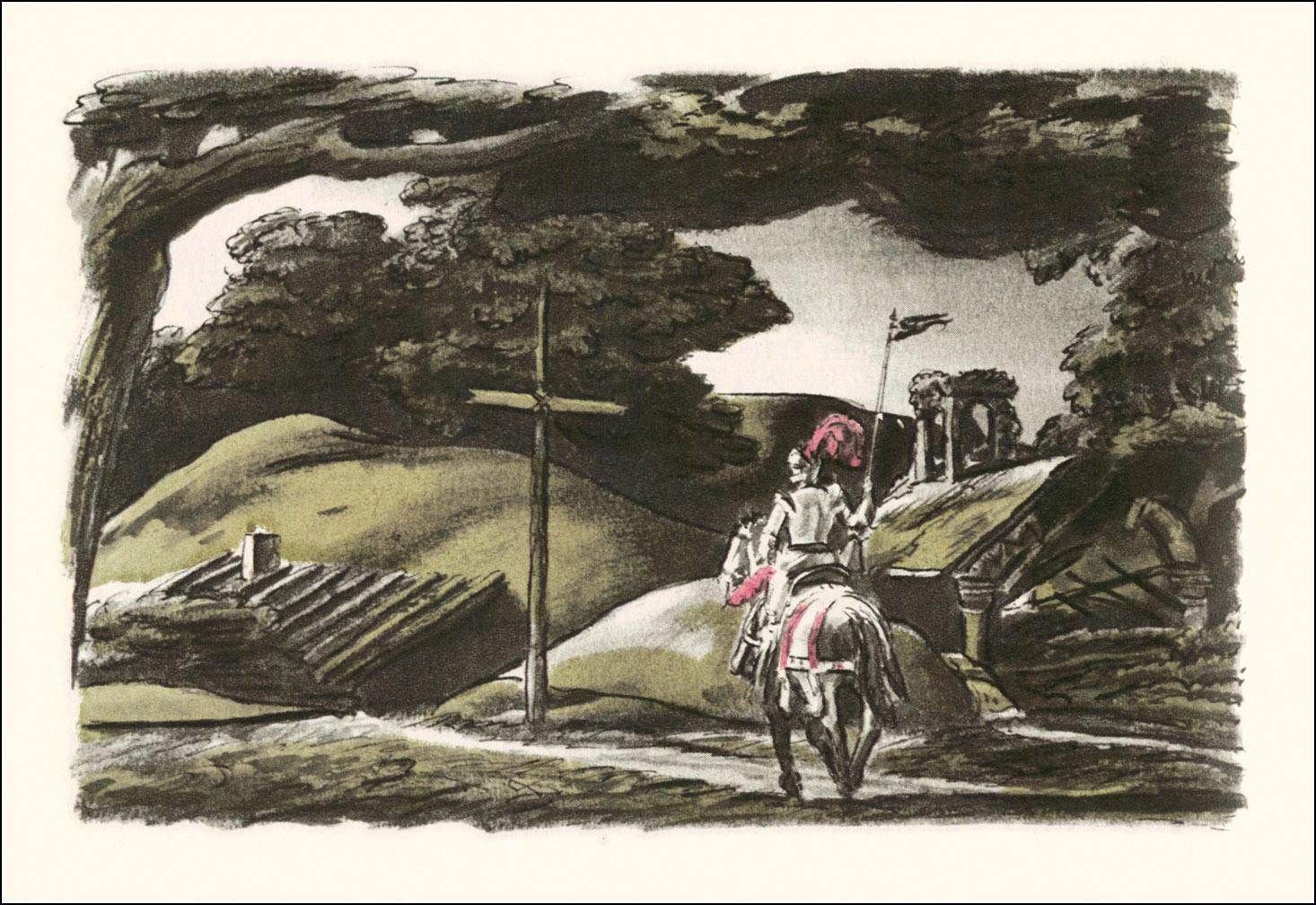 Edward A. Wilson. Ivanhoe