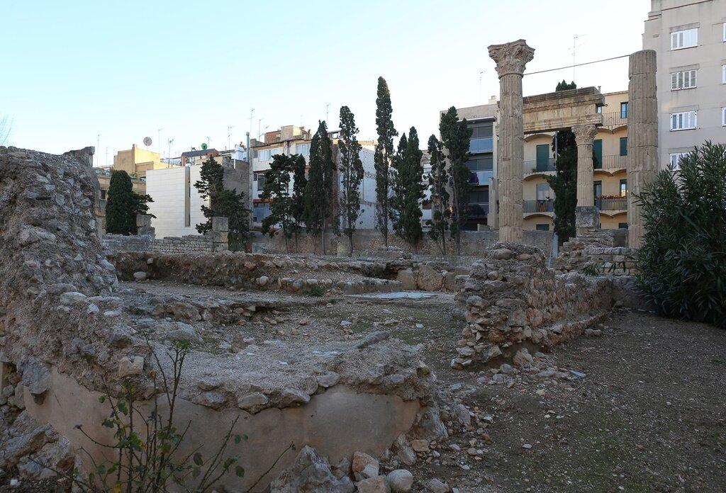 Таррагона. Римский форум. Forum Local
