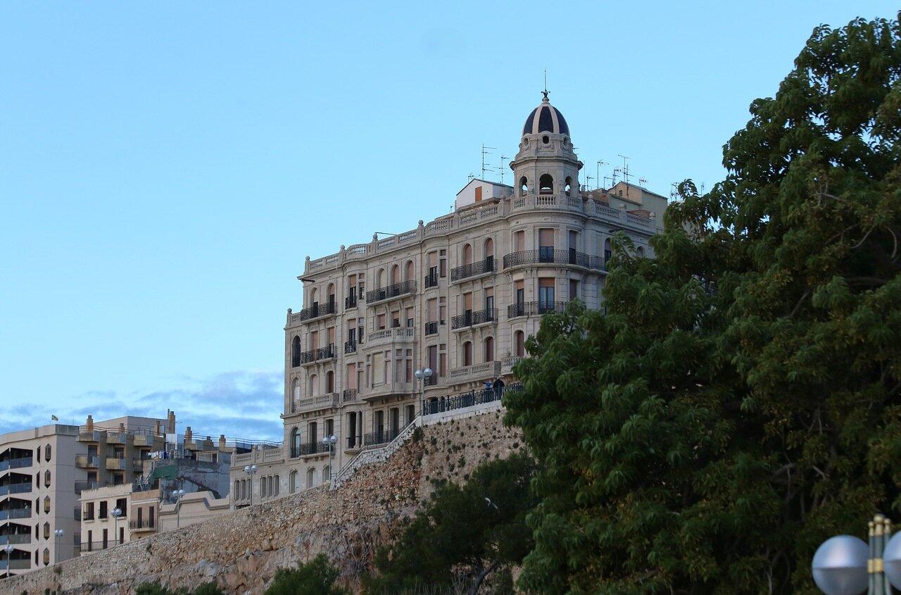 Таррагона. рассвет. Средиземноморский балкон