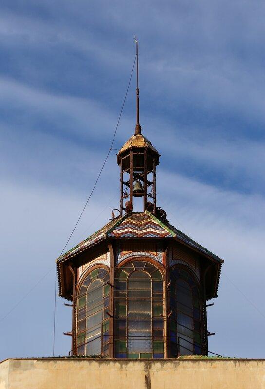 Tortosa. The Church of the Reparation (Església de la Reparació)