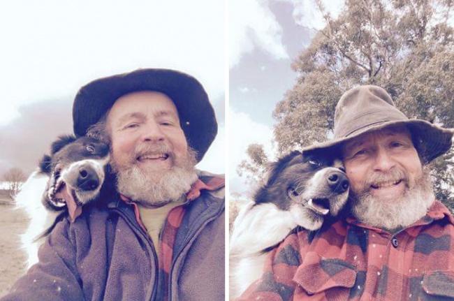 Фотографии с животными, на которых запечатлена самая искренняя дружба (11 фото)