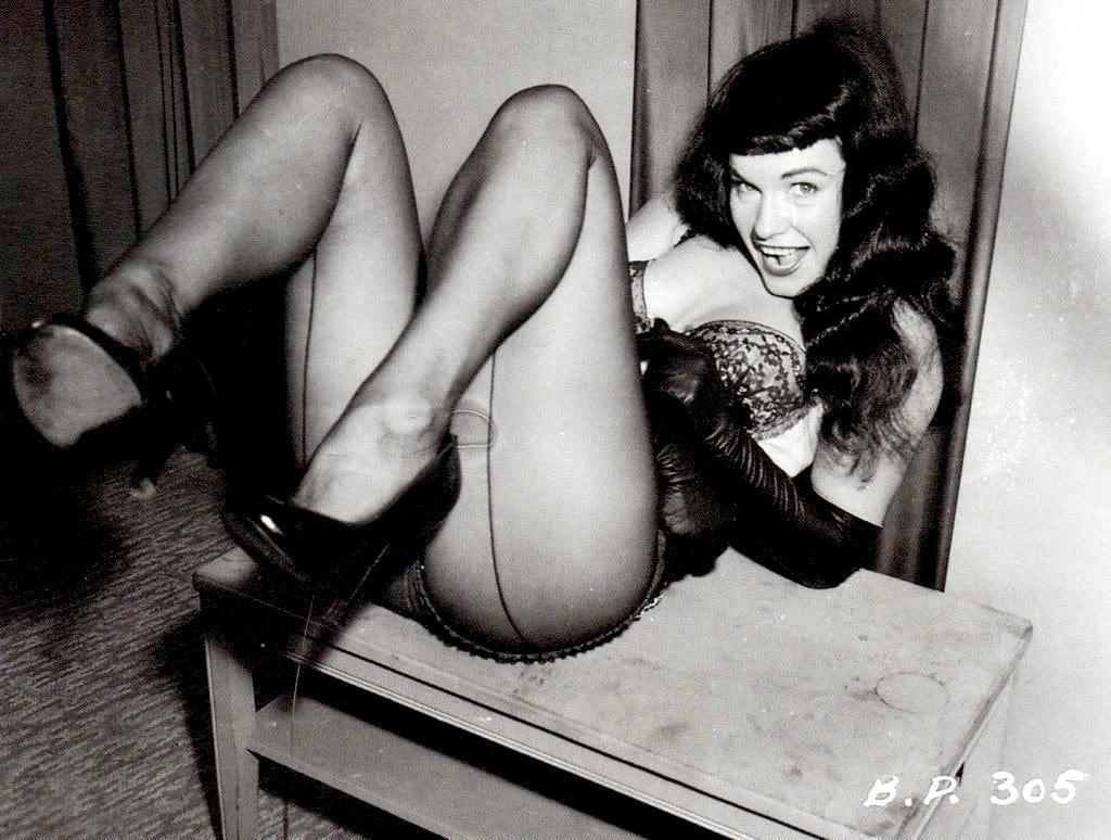В 1959 году (то есть в возрасте 36-ти лет) Бетти полностью отказалась от продолжения своей карьеры в