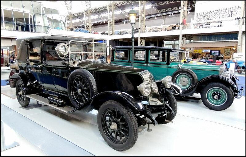 Autoworld 8026 Renault 18 CV 1924