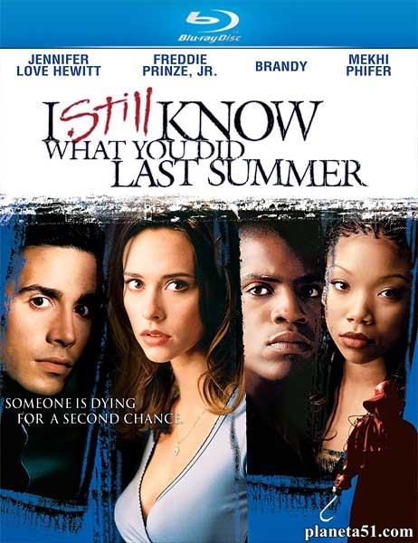 Я всё еще знаю, что вы сделали прошлым летом / I Still Know What You Did Last Summer (1998/HDRip)