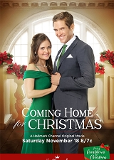 Домой на Рождество / Coming Home for Christmas (2017/HDTV/HDTVRip)