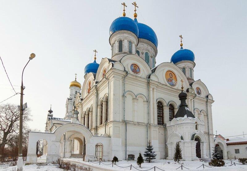Никольская церковь в Рогачево