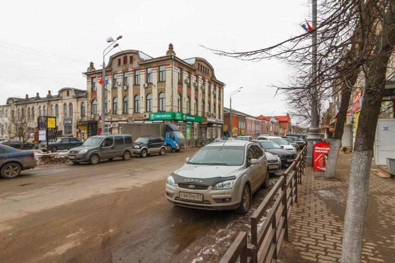Дома по улице Урицкого