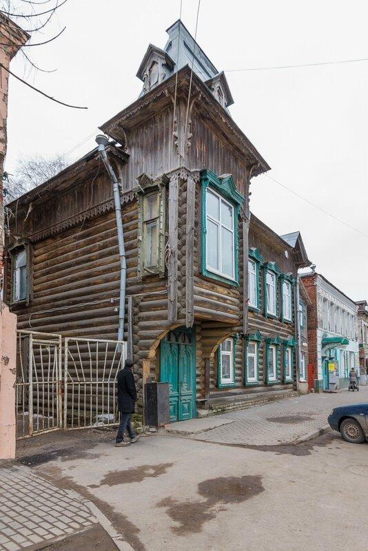 Дома по ул.Кирова, Кимры