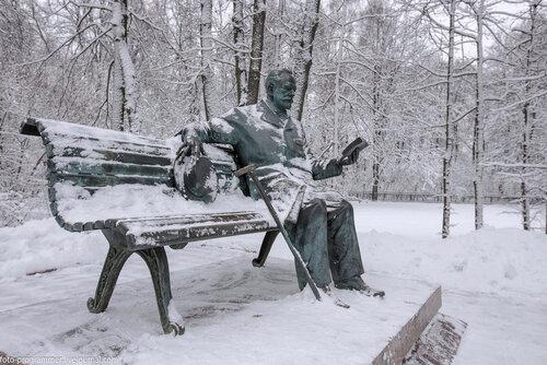 Дом-музей Чайковского в Клину