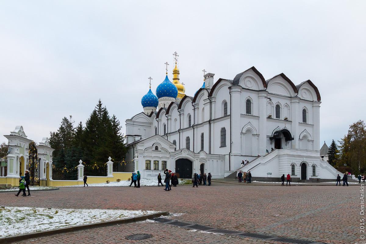 Казанский кремль 20