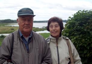 ПАПА   БЫЛ    ПРАВ; Папа и Мама - Толстых Леонид Петрович и Ирина Ивановна