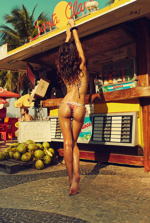 Красивейшие девушки Бразилии / cassia / 12 Natural Wonders - Brazil
