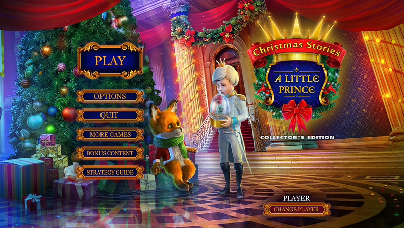 Christmas Stories: A Little Prince CE