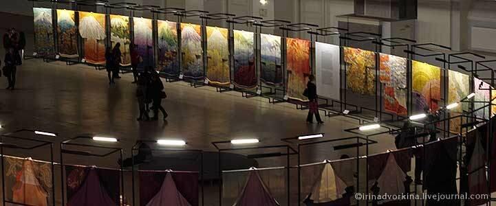 «Преображение кимоно: искусство Итику Куботы».