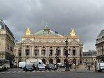 Париж- театр Оперы