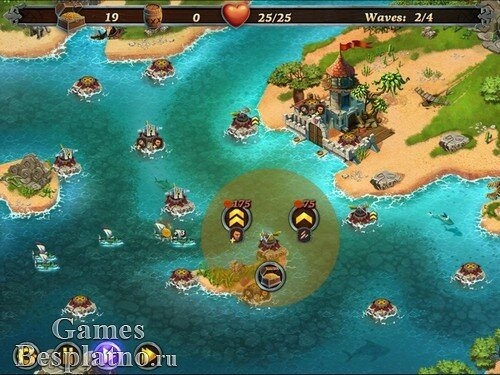 Fort Defense 2: Seven Seas
