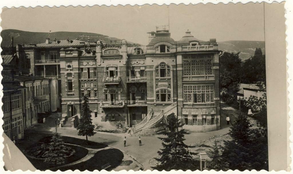 Санаторий имени В. И. Ленина