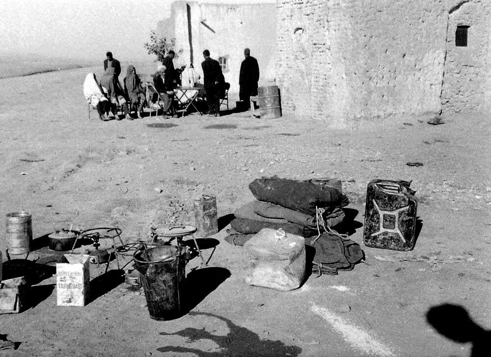 Иран, Себзевар. Кофейня