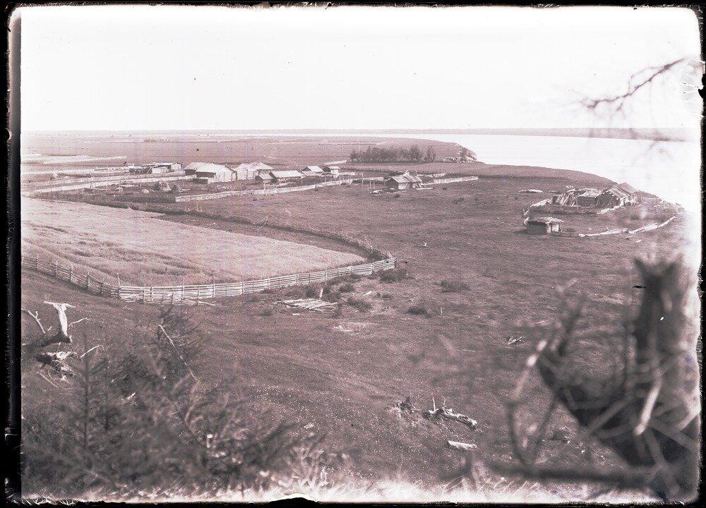 Юрты Кошелевские. 1912