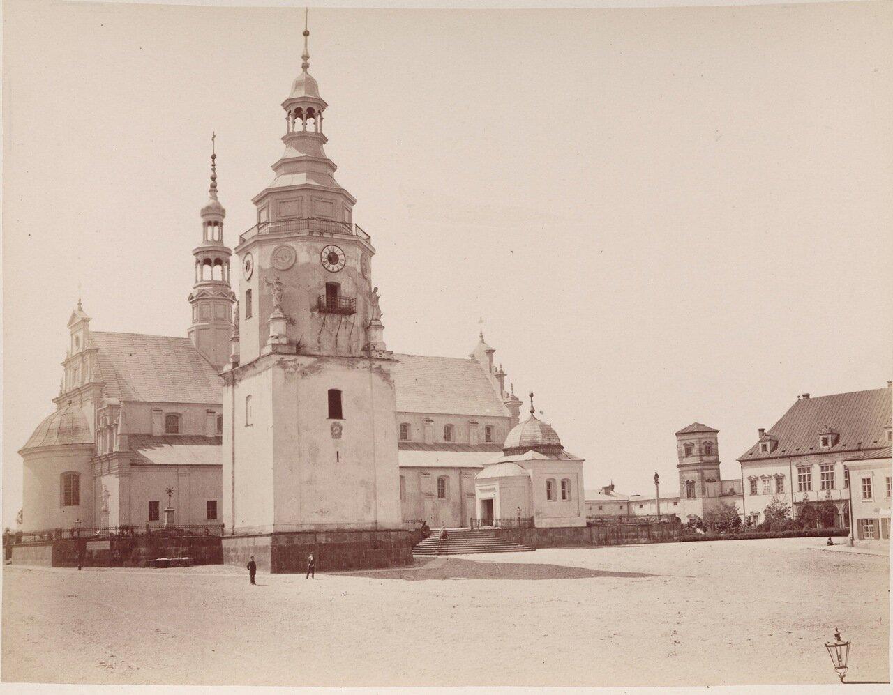Собор в городе Кельце